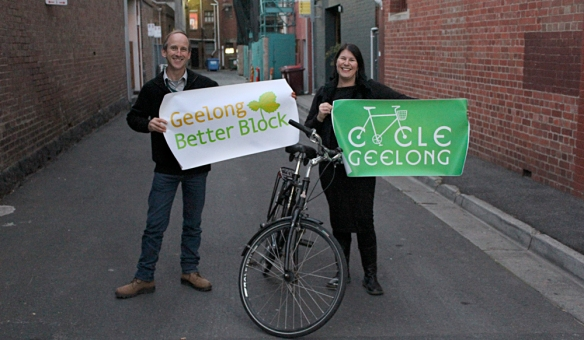 Geelong Cycling Forum at Geelong Better Block, 1pm Sat 15th June