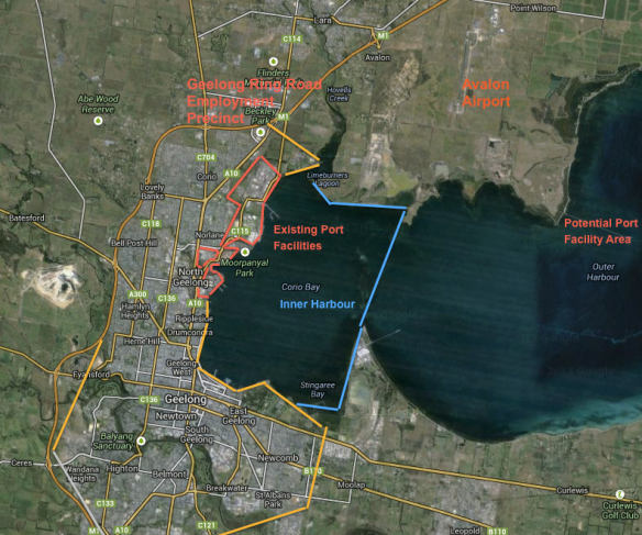 Geelong Northern Suburbs Waterfront