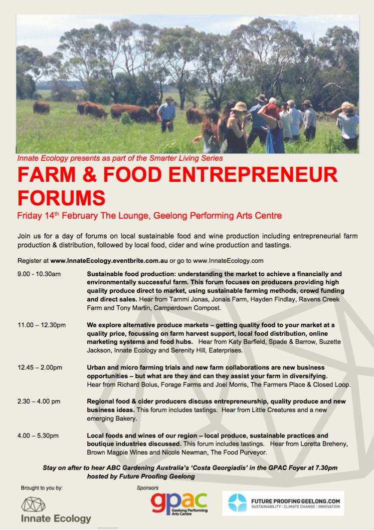 Farm&FoodEntrepForums_IE2014