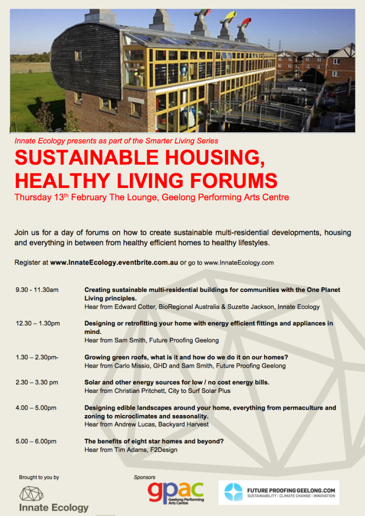 SustainableHousingForums_IE 2014